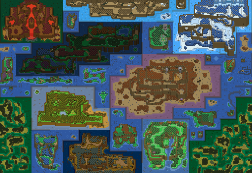 Problem with the map maker